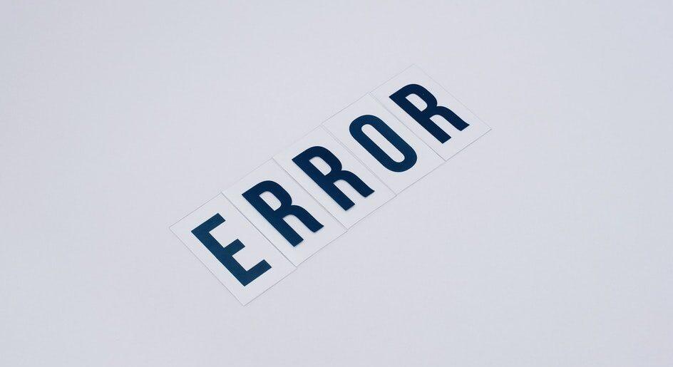 roomba error code